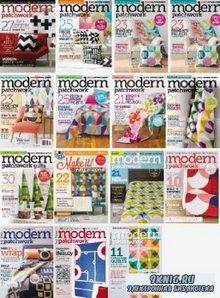 Modern Patchwork 2012-2018 ( 17 номеров)