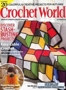Crochet World Vol.41 №5 2018