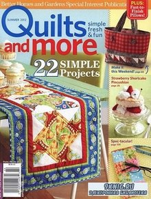Quilts and More - Summer 2012