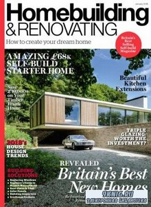 Homebuilding & Renovating №1  (January /  2018)