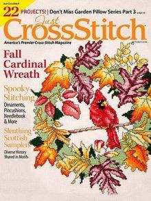 Just CrossStitch - October 2018