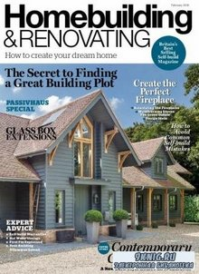 Homebuilding & Renovating №2  (February /  2018)