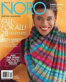 Noro Knitting Magazine - Fall/Winter 2018
