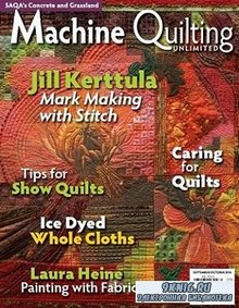 Machine Quilting Unlimited Vol.XVI №5 2016