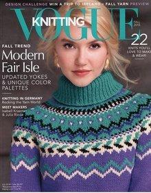 Vogue Knitting - Fall 2018