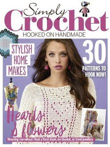 Simply Crochet №75 2018