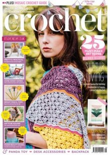 Inside Crochet №105 2018
