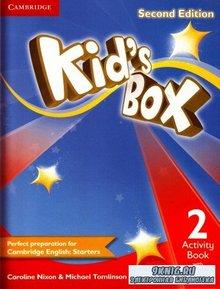 Kid's box. Aktivity Book 2