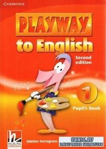 Playway to English 1 Activity Book. Тетрадь 1 класс.