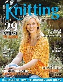 Australian Knitting Vol.10 №4 2018