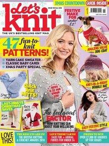 Let's Knit №138 2018