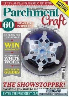 Parchment Craft - November 2018