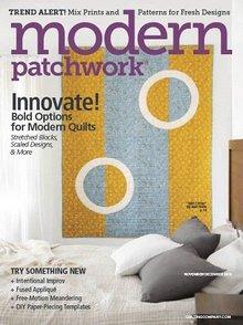 Modern Patchwork - November/December 2018