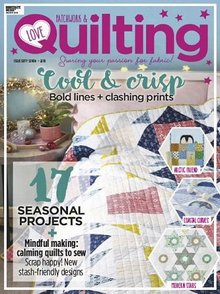 Love Patchwork & Quilting №67 2018