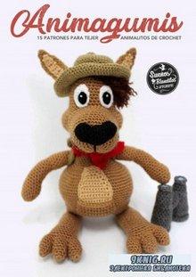 Animagumis: 15 Patrones para tejer animalitos de crochet