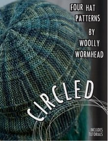 Circled Four Hat Patterns by Wooly Wormhead - 2017