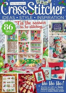 CrossStitcher №338 2018