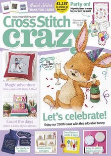 Cross Stitch Crazy №250 2019