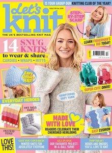 Let's Knit №139 2018