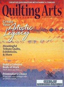 Quilting Arts №96 2018
