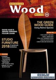 Australian Wood Review №101  (2018)