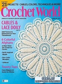 Crochet World - February 2019