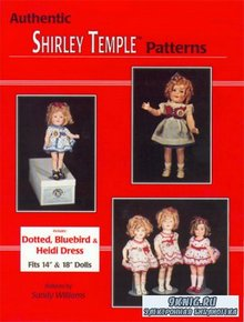 Sandy Williams - Authentic shirley temple patterns