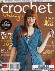 Crochet Today! - September/October 2010