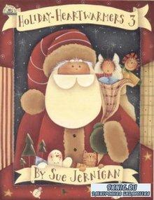 Sue Jernigan - Holiday Heartwamers. Новогодние праздники - 8 выпусков