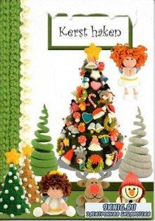 Toonen Anja - Kerst Haken. Christmas Crochet. Рождественский крючок