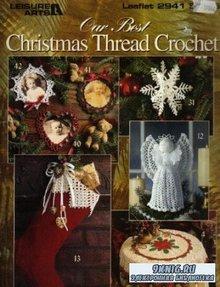 Our Best Christmas Thread Crochet