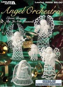 Jo Ann Maxwell - Angel orchestra: Eleven designs. Ангел оркестр: Одиннадцать конструкций
