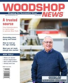 Woodshop News №1  (January /  2019)
