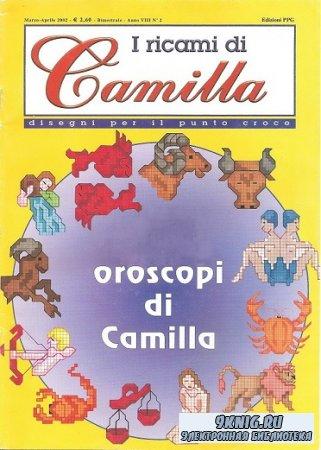 I Ricami di Camilla disegni per il punto croce Anno VIII №2 2002