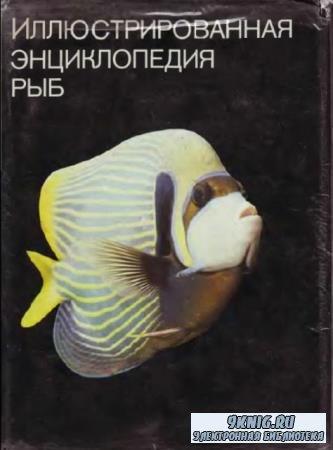 Станислав Франк - Иллюстрированная энциклопедия рыб (1983)