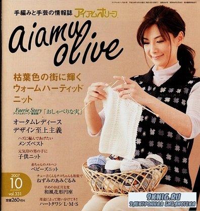 Aiamu Olive vol.331 №10 2007