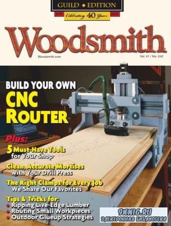 Woodsmith №242  (2019)