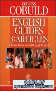 Collins Cobuild - English Guides 3: Articles