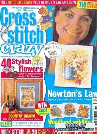 Cross Stitch Crazy №55 2004