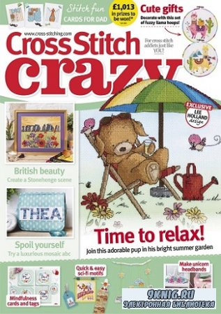 Cross Stitch Crazy №255 2019