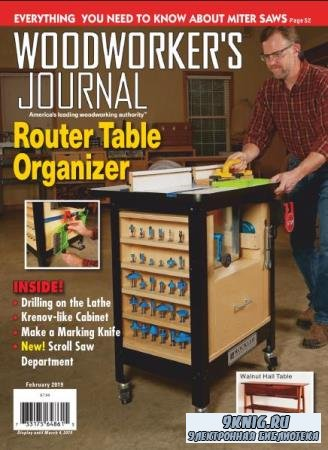 Woodworker's Journal №1  (February /  2019)