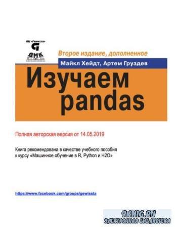 Майкл Хейдт, Артем Груздев - Изучаем pandas (2019)