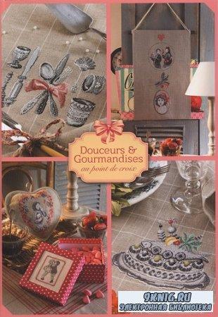 Hors-serie: Douceurs & Gourmandises au Point de Croix