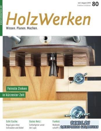 HolzWerken №77-80  (2019)