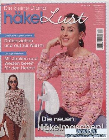 Die kleine Diana Hakel Lust №7 2019
