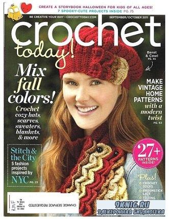 Crochet Today! - September/October 2011
