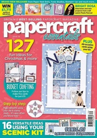 Papercraft Essentials №179 2019