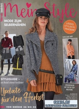 Nahtrends - Mein Style NT042 2019