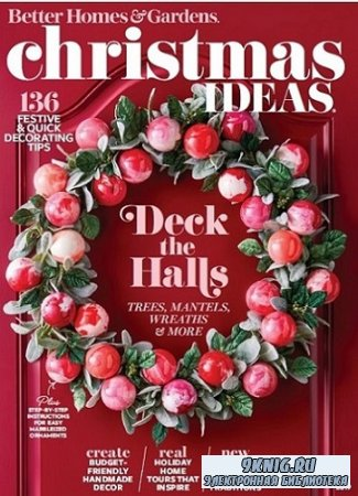 Better Homes and Gardens - Christmas Ideas 2019