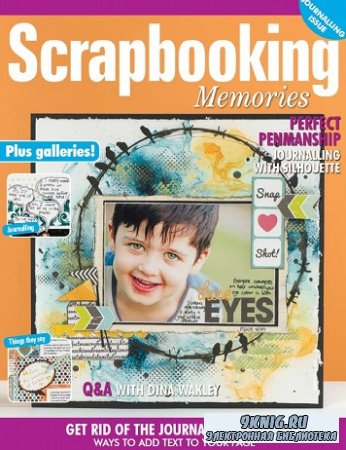 Scrapbooking Memories Vol.21 №2 2019